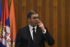 Vučić: Podići ćemo spomenik Vudro Vilsonu u znak zahvalnosti