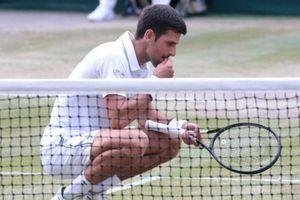 Zašto Novak jede travu na Vimbldonu