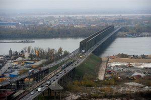 DRAMA NA PANČEVCU Muškarac (40) skočio u Dunav, rečna policija TRAGA ZA NJIM