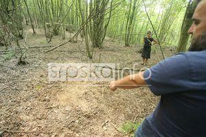 ISTRAGA MISTERIOZNE SMRTI Kosti starije žene pronađene u šumi nakon 6 godina