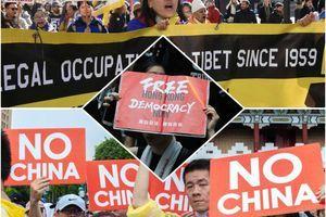 HONG KONG KAO NOVI TIBET Sve više ljudi ustaje protiv Kine, a to otkriva sve SLABOSTI koje Peking želi da sakrije