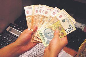 IZNOSI POVEĆANJA PLATA Detaljna računica povećanja zarada u javnom sektoru