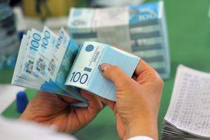 Dinar niže rekorde, kurs sutra 117,71