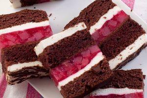 Brzi Švarcvald kolač idealan letnji slatkiš