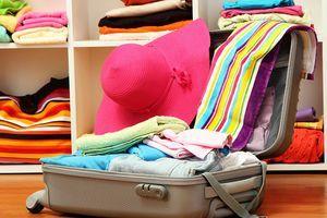 Kako da spakujete ceo ormar u kofer?