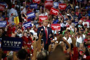 """""""Demokrate žele da unište Ameriku"""": Donald Tramp i zvanično počeo kampanju za drugi mandat"""