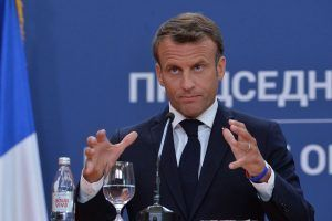 "Makron: ""Srbija je jedna velika evropska država"""