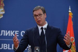 """""""Zamolio bih ga da ih primi, što pre, to bolje…"""": Vučić o Makronu i opoziciji"""