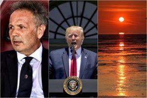 Navijači Zvezde uputili podršku Mihi i Kuzmiću, Kongres osudio Trampove komentare kao rasističke i jul na putu da postane najtopliji mesec u istoriji: Vaš brifing za sredu